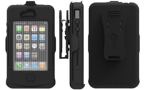 SharkEye Rugged iPhone 4 Case