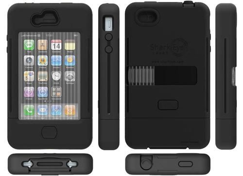 SharkEye Rugged iPhone 4 Case