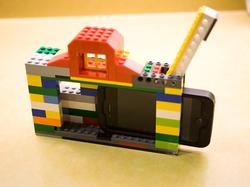 LEGO iPhone 4 Camera