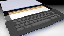 iKeyboard for iPad 2 and Original iPad