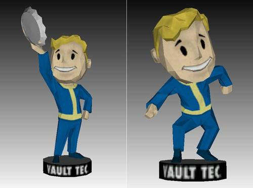 Fallout Pipboy Paper Craft