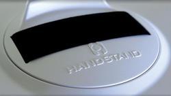 HandStrap iPad 2 Case for Easy Grip