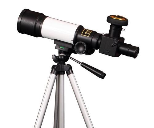 Digital Telescope Camera Captures Your Favorite Stars