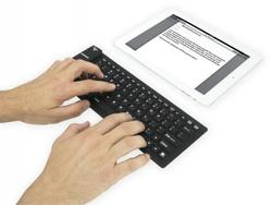 Scosche freeKEY Flexible Bluetooth Wireless Keyboard