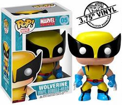 Funko Marvel POP! Vinyl Figures