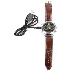 Thanko HD 2 Video Watch with Integrated Spy Camera