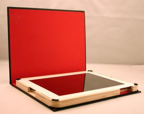 Book Style iPad 2 Case