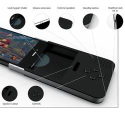 Game Pad Design Concept for iPhone 4