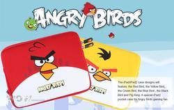 Angry Birds Protective Sleeve for iPad 2 and Original iPad