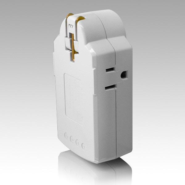 Aluartek Mini Surge Dual USB Charging Station