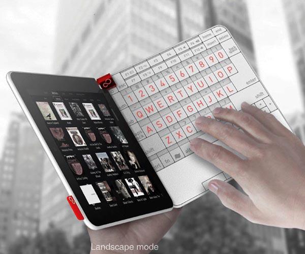 Anderson Fujitsu Laptop Design Concept