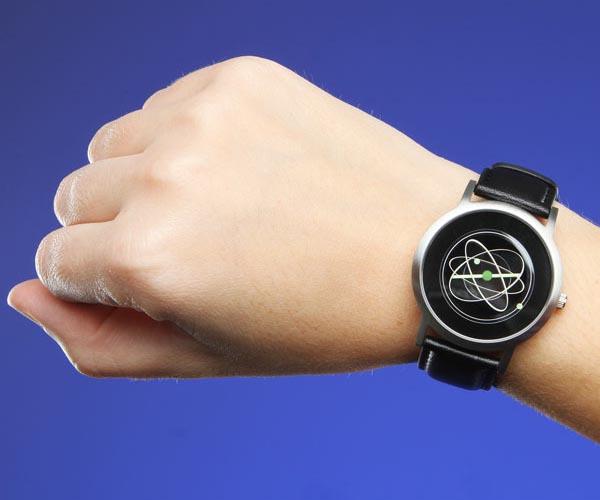 Atom Wrist Watch | Gadgetsin