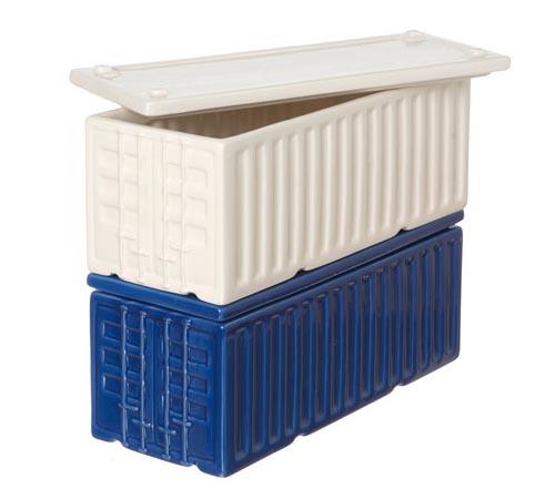 Cargo Container Desktop Organizer