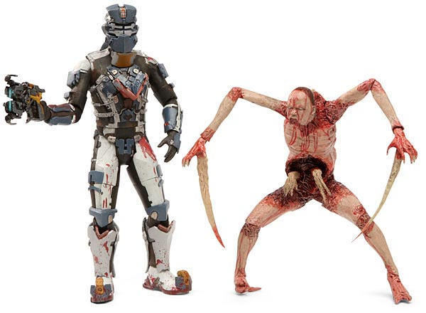 Dead Space Themed Action Figures