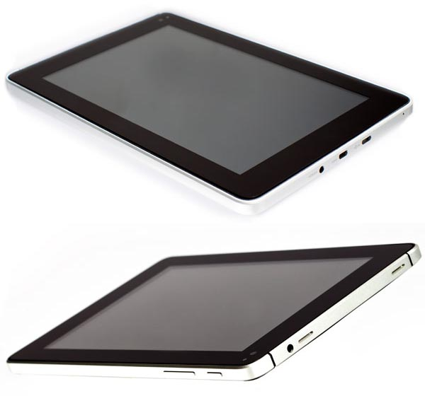 Huawei MediaPad World's First Android 3.2 Tablet