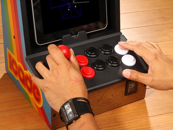 iCADE Arcade Cabinet for Original iPad and iPad 2