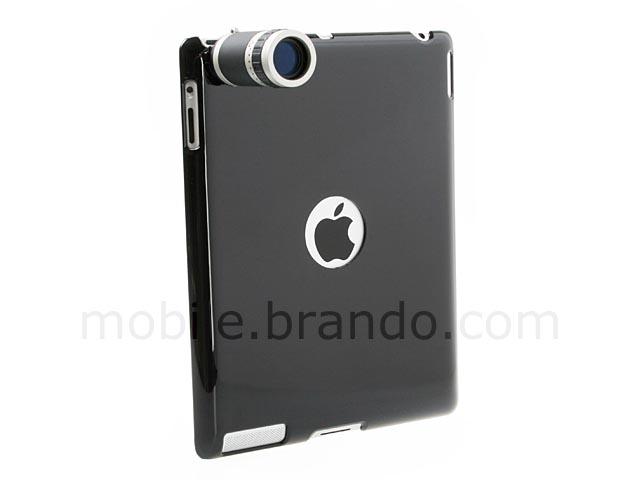iPad 2 Case with Detachable Telescope