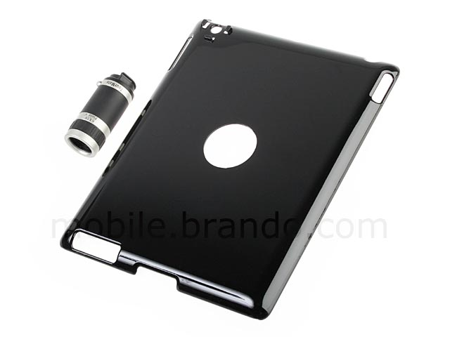 iPad 2 Case with Detachable Telescope