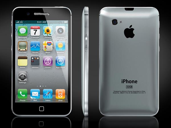 iPhone 5 Design Concept