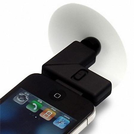 iPhone Dock Fan