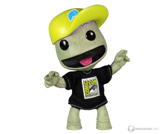 LittleBigPlanet Sackboy Action Figure