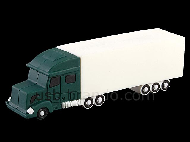 Lorry Shaped USB Flash Drive