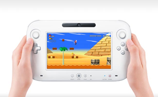 Nintendo Wii U Game Console Unveiled