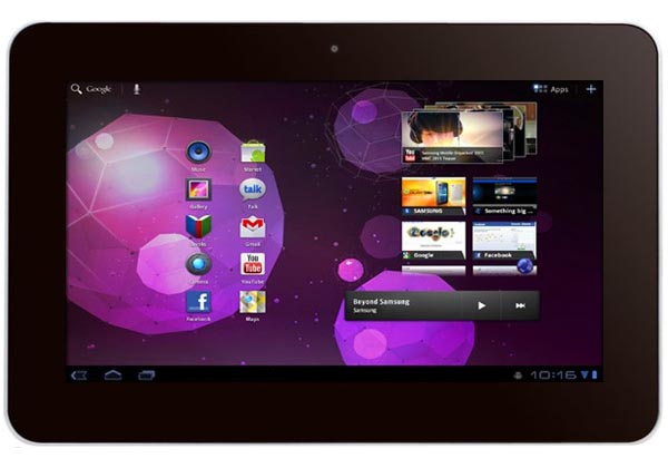 Pioneer Computers DreamBook ePad P10+ Android Tablet
