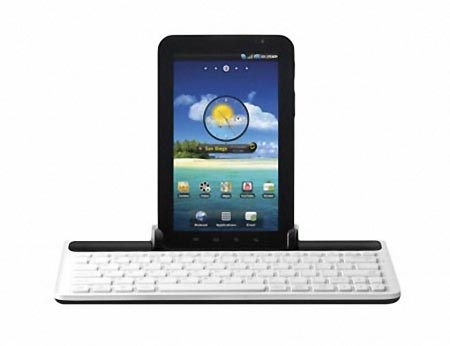 Samsung Galaxy Tab 7.0 Keyboard Dock
