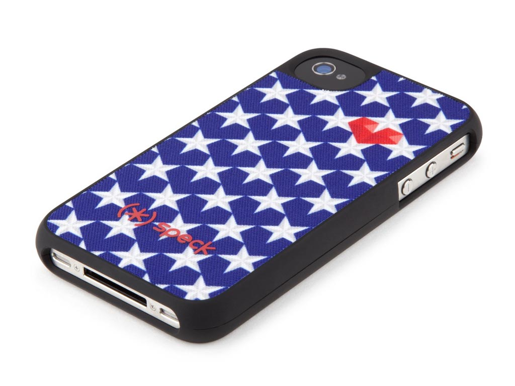 Speck Limited Edition Patriot Fitted iPhone 4 Case   Gadgetsin