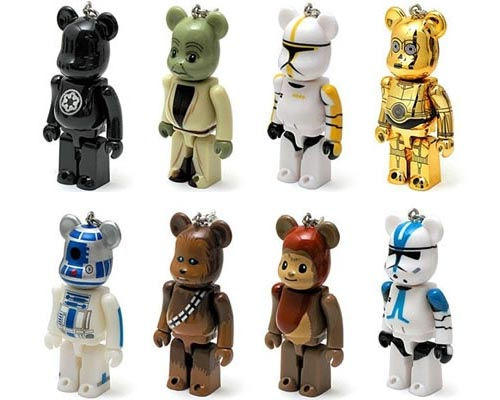Star Wars Themed Bearbricks