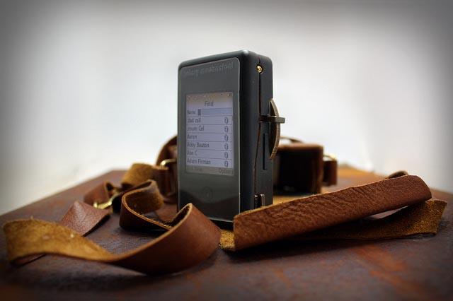 Steampunk Smart Phone Gadgetsin