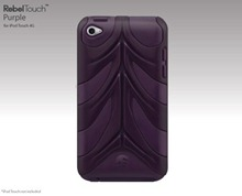 SwitchEasy RebelTouch iPod Touch 4G Case