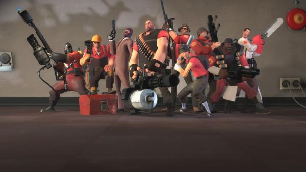 Team Fortress 2 is Free to Play Forever