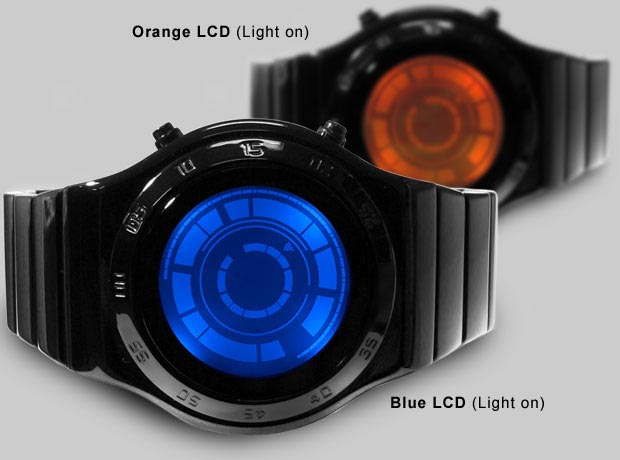 Tokyoflash Kisai Rogue SR2 LED Watch