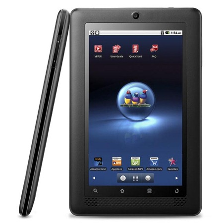 ViewSonic ViewBook 730 Android Tablet