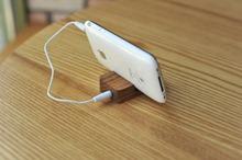 Wooden Mini Speaker Dock