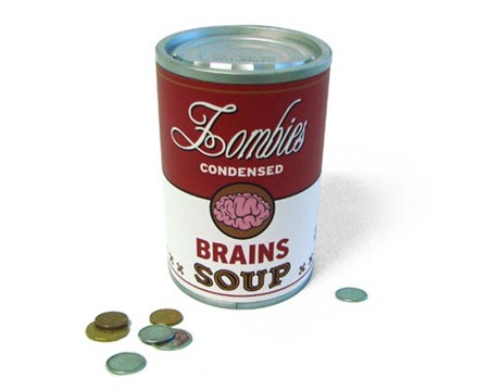 Zombies Soup Money Bank