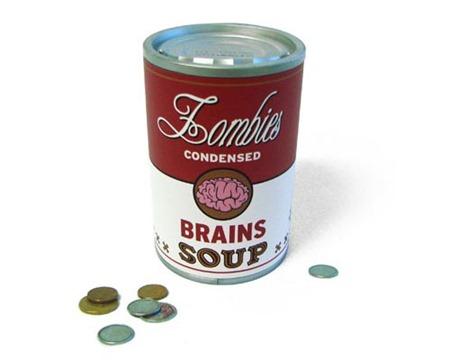 Zombies Soup Money Bank