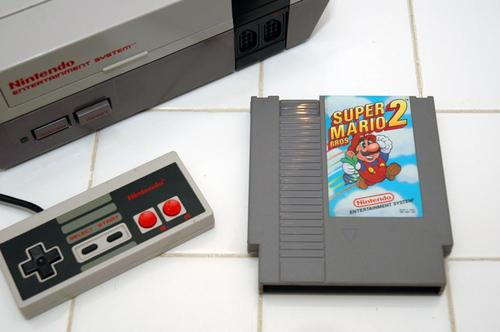 NES Cartridge External Hard Drive