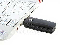 USB Card Reader with Spy Camera