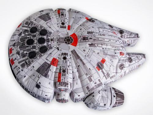 Star Wars Millennium Falcon Bean Bag