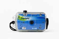 Waterproof Plastic Digital Camera