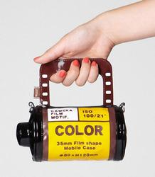 Film Roll Styled Purse