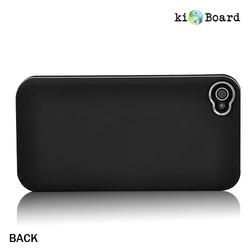kiBoard iPhone 4 Case with Slide-Out Bluetooth Keyboard