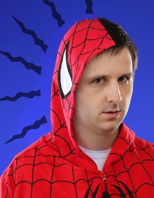 Turn Yourself into Supergero with Marvel Superhero Hoodies