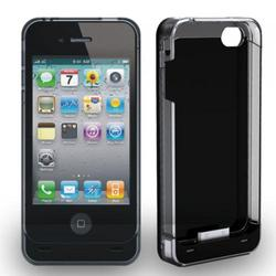 MiPow Clone Power iPhone 4 Case with Replaceable Back Up Battery