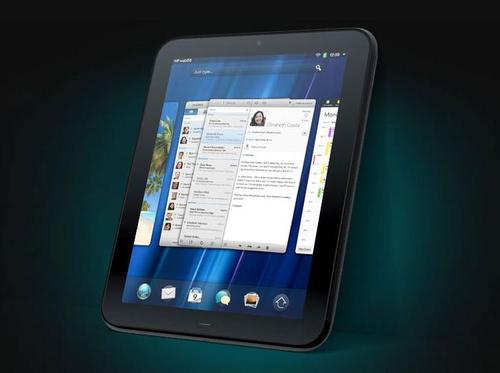HP TouchPad Available for Preorder on June 19