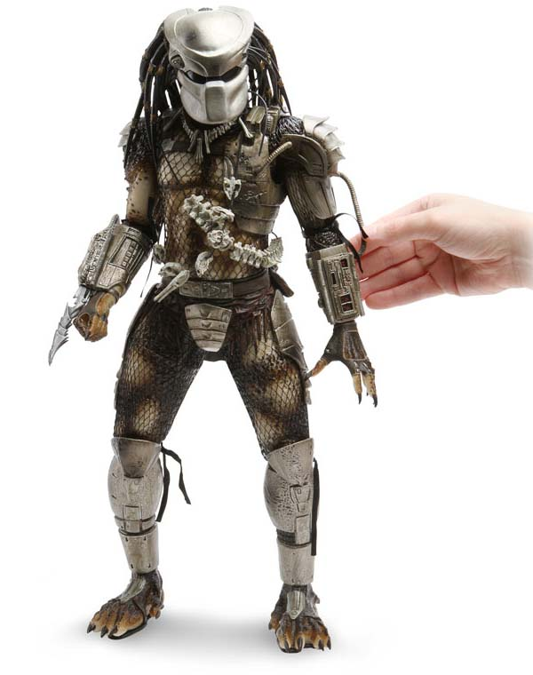 1/4 Scale Predator Action Figure