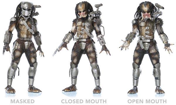 1/4 Scale Predator Action Figure